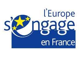 Logo FSE L'Europe s'engage en Aquitaine